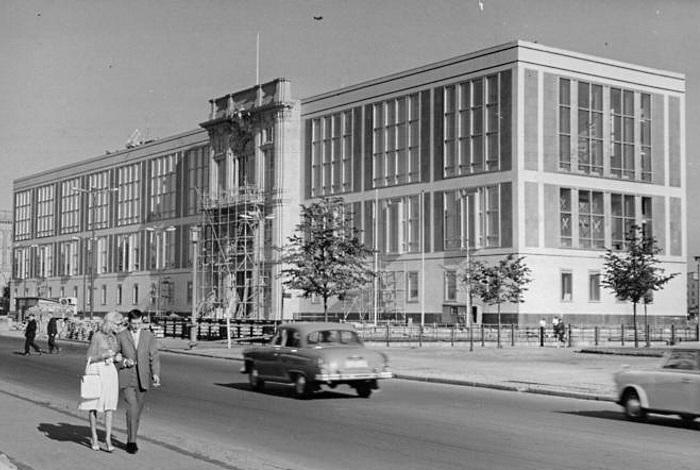 Здание Государственного совета ГДР