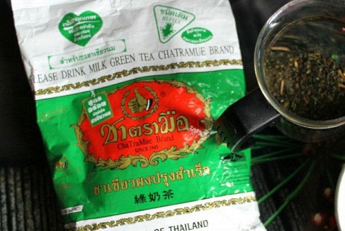 Чаи из Таиланда