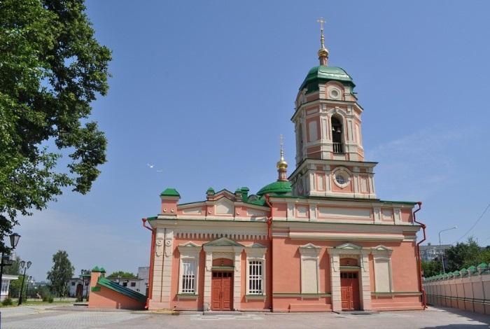 Ильинский монастырь