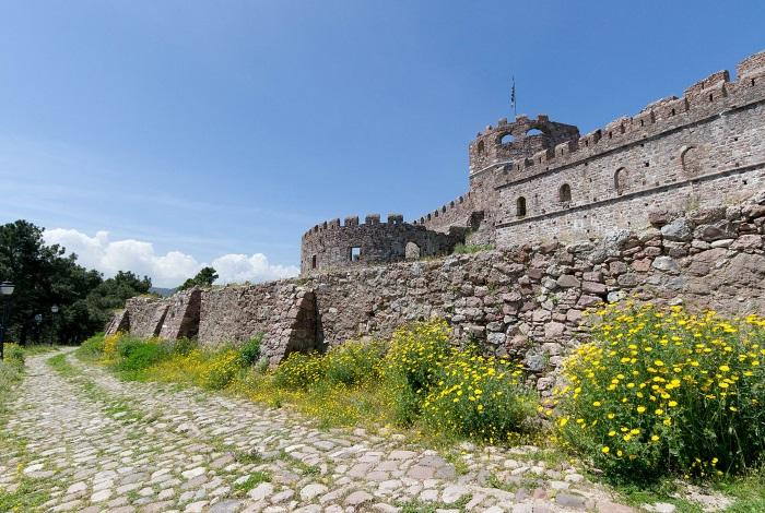 Замок Митилини