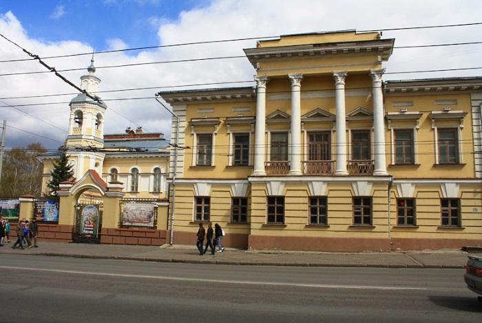 Томский областной краеведческий музей