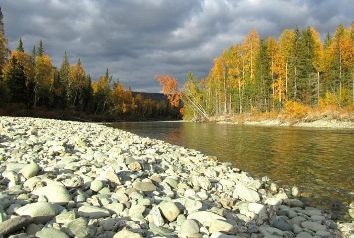 Река Тыкотлова