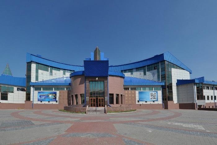 Музей геологии, нефти и газа в Тюмени