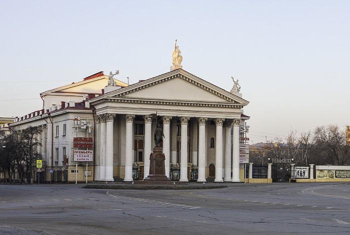 Волгоградский государственный новый экспериментальный театр