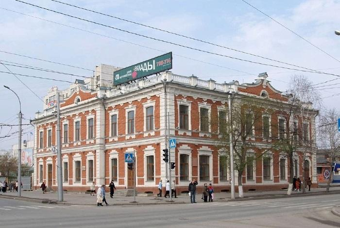 Дом Колмаковых