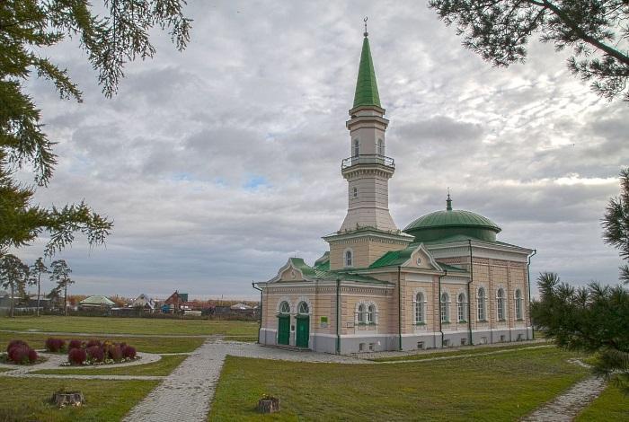 Мечеть Нигматуллы Хаджи в Ембаево