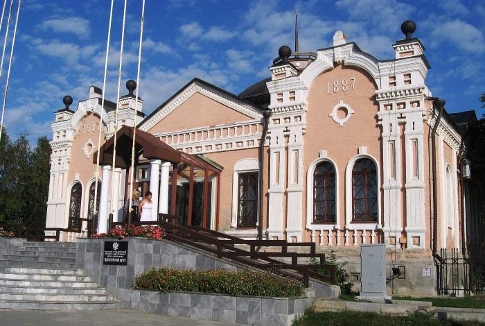 Художественный музей в Тобольске