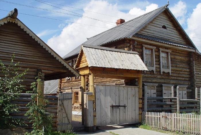Музей истории русского быта