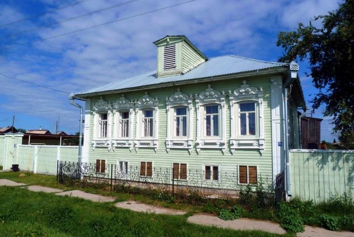 Дом-музей Григория Распутина в Покровском