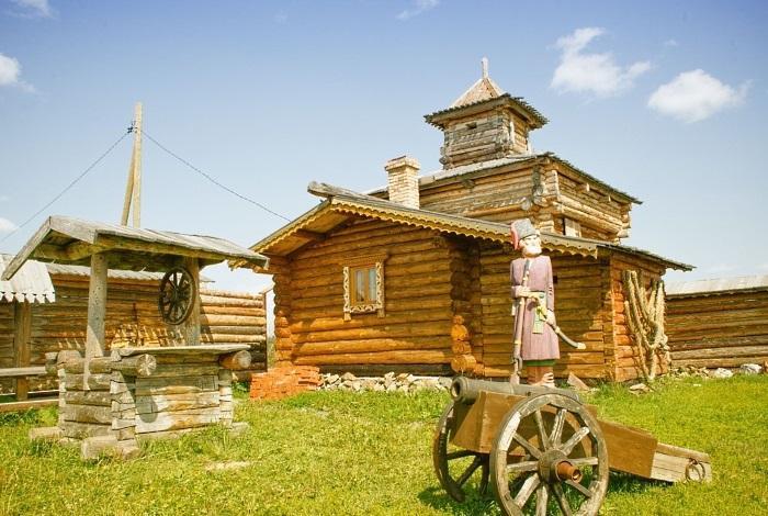 Семилуженский казачий острог
