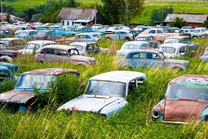 Автомобильный музей М. Красинца