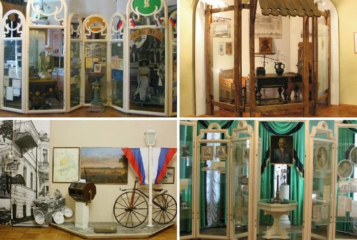 Экспозиции Музея истории города