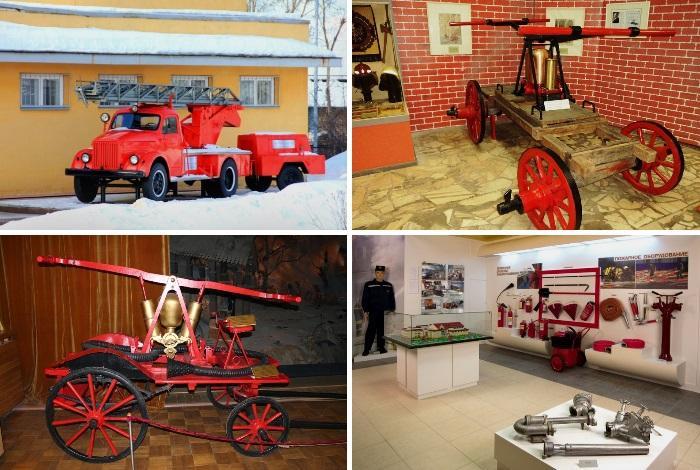 Музей пожарного дела в Ярославле