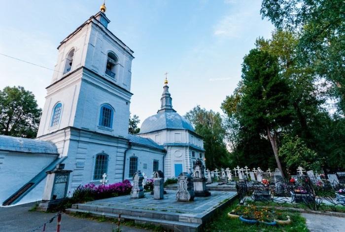 Тобольское Завальное кладбище