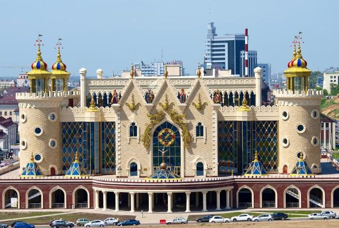 Дворец-театр кукол «Экия»