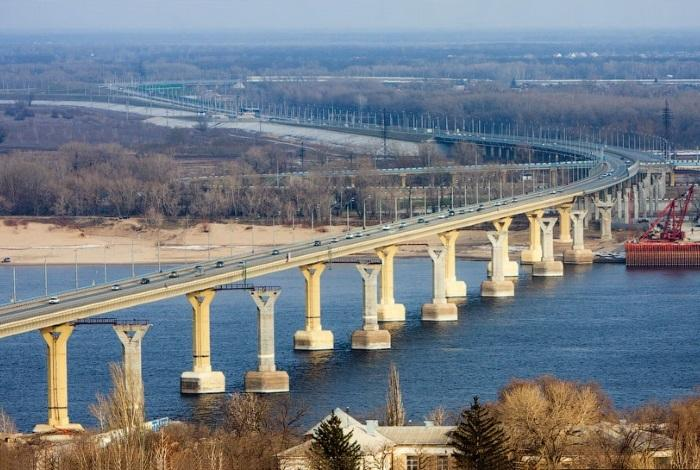 «Танцующего» Волгоградского моста