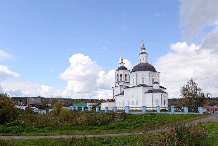 Церковь Спаса Нерукотворного в Коларово
