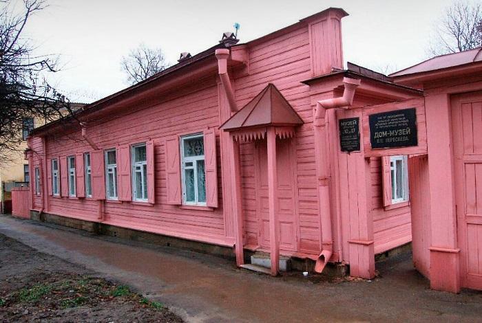 Дом-музей В.В Вересаева