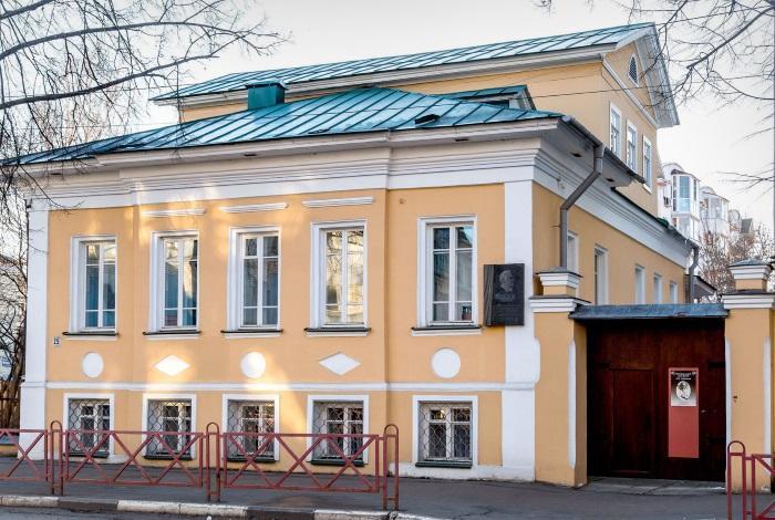 Мемориальный дом-музей Л.В. Собинова