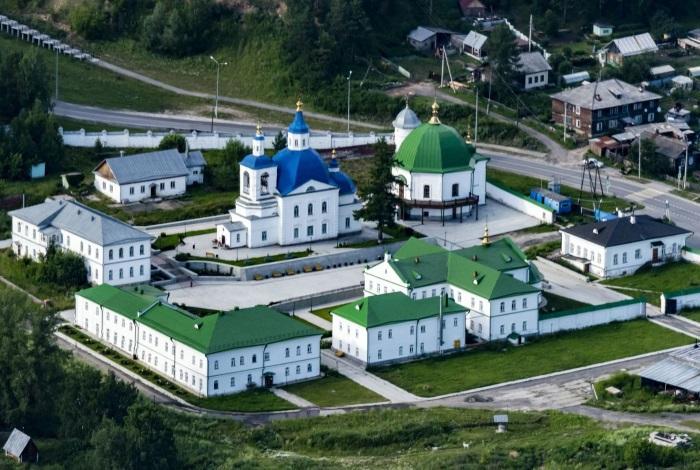Иоанно-Введенский монастырь