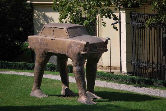 Человек-Автомобиль