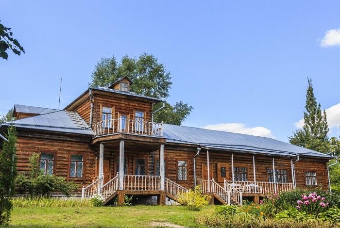 Музей-усадьба Л.Н. Толстого «Никольское-Вяземское»