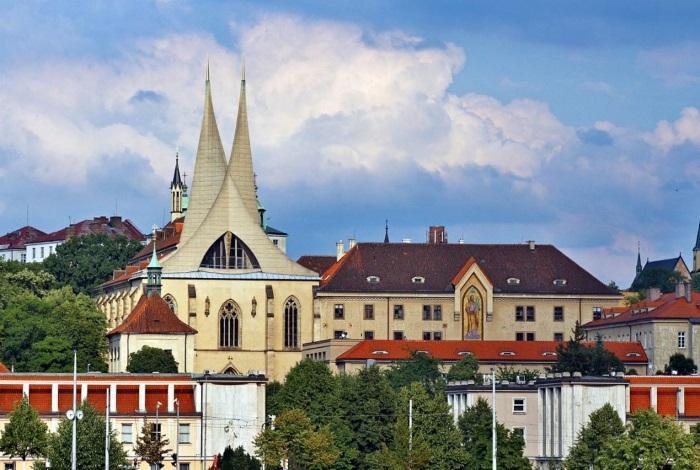 Монастырь на Слованах