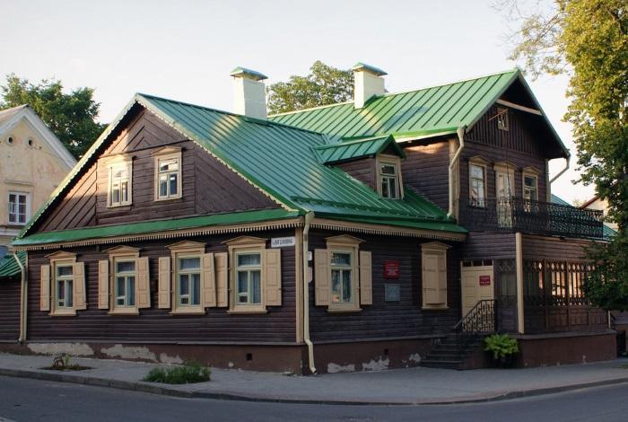 Мемориальный дом-музей М. Богдановича