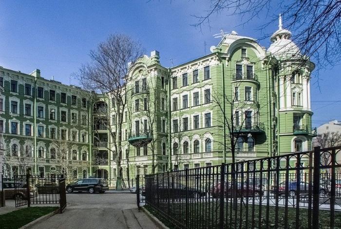 Дома братьев Колобовых
