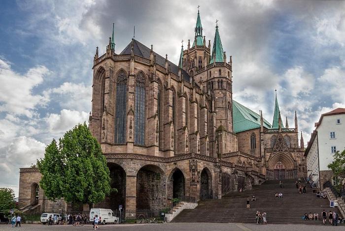 Эрфуртский кафедральный собор