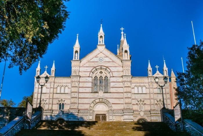 Святилище Богоматери Монталлегро