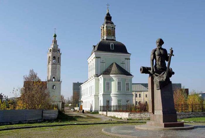 Музей «Некрополь Демидовых»