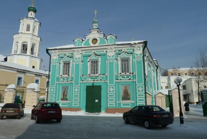 Свято-Никольского кафедрального собор