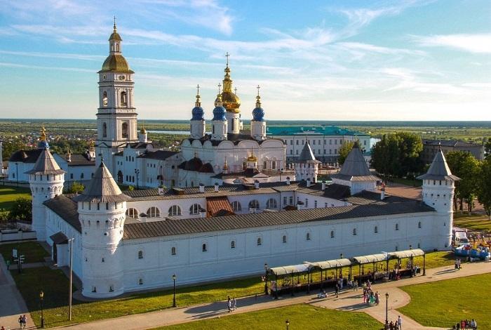 Достопримечательности Тюмени - первого русского города Сибири