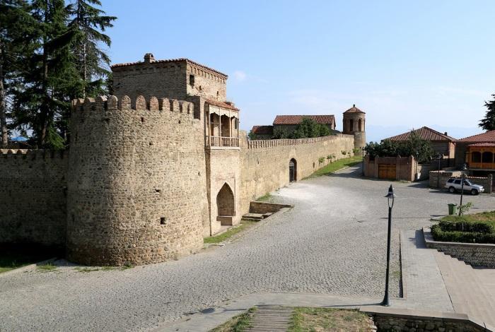 Древний город Телави