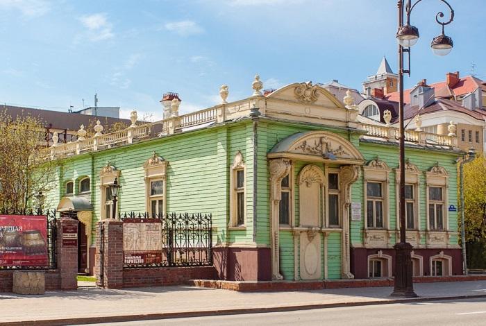 Музей «Усадьба Колокольниковых»