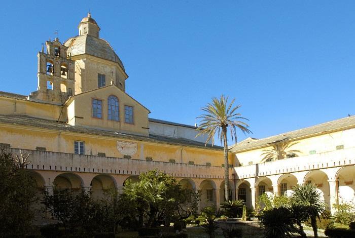 Монастырь Монте Кармело