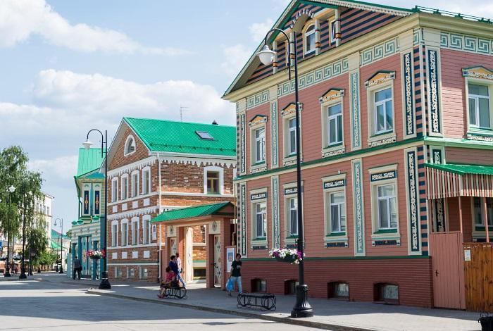 Старо-татарскую слободу