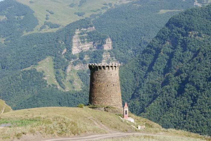 Ицаринская боевая башня