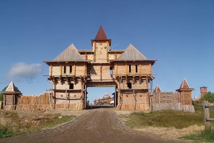 Туристический комплекс «Абалак»