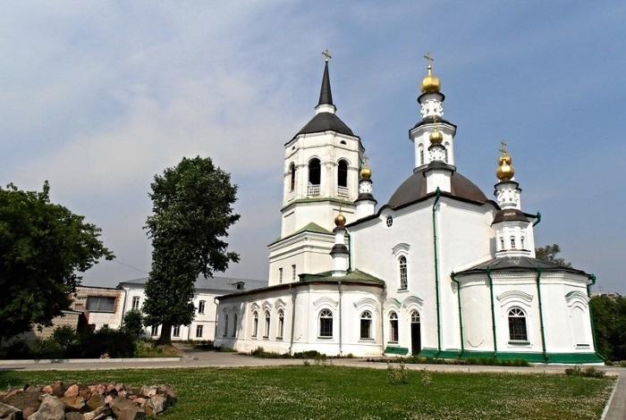 Богородице-Алексеевский монастырь