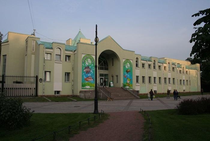 Павильон «Экзотариум»