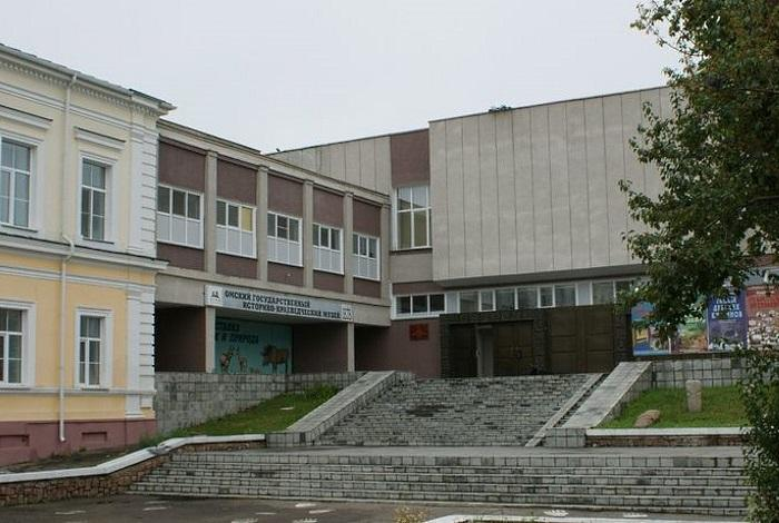 Историко-краеведческий музей Омска