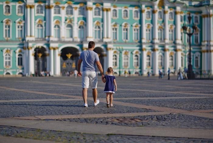 Куда пойти с ребенком в Санкт-Петербурге