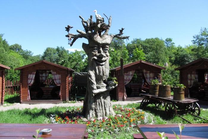 Парк культуры и отдыха Бабушкина