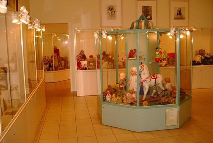 Музей игрушек Санкт-Петербург