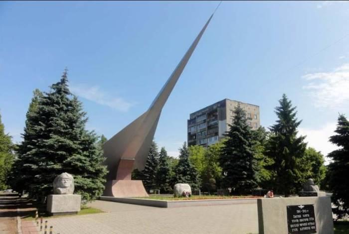 Памятник лётчикам Балтийского флота