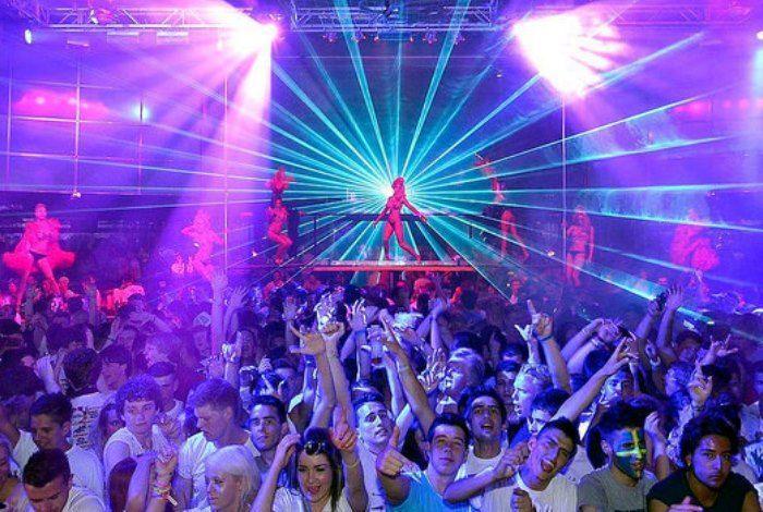 Ночной клуб в Магалуфе