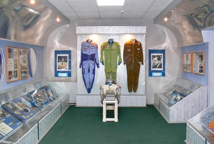 Музей авиации и космонавтики К. Э. Циолковского