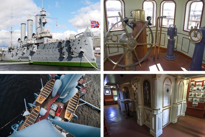 Музей на корабле